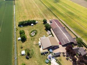 Calf Research Centre Camping de Muk Winssen (2)